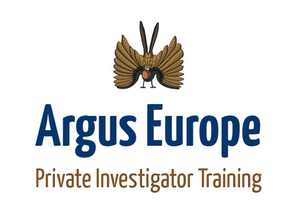 Argus Europe - One of our recommended partners for Private Investigator training