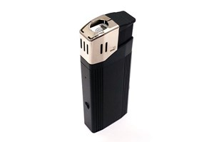 Spy Camera Lighter with Torch